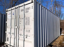 20ft 1-Trip Shipping Containers