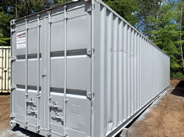 40ft Used Repainted Shipping Containers