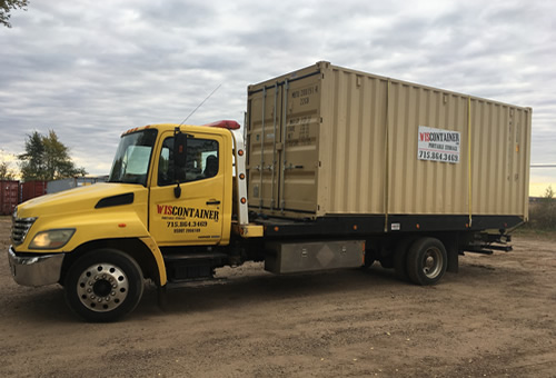 Shipping Containters for Sale in Spooner
